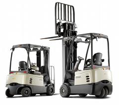 科朗1.3-2.0吨三轮/四轮平衡重电动叉车