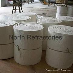 ceramic fiber insulation blanket China supplier
