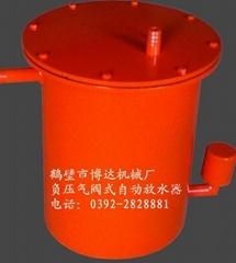 負壓氣閥式自動放水器