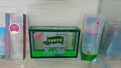 Gift packaging plastic boxes