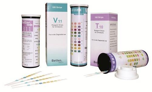 厂家供应14项尿液检测试纸条 1