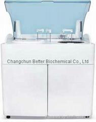 600 tests/h auto chemistry analyzer factory supply