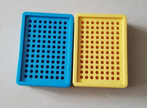 96孔0.2mlPCR管冰盒 1