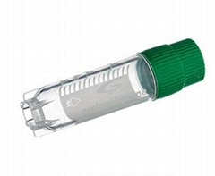 Greiner冻存管2ml(圆底,绿色,外旋,可立,灭菌)126277