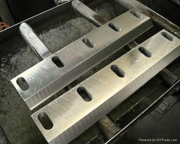 重慶塑料粉碎機刀片 2