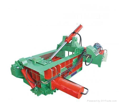 重庆液压金属废品打包机 1