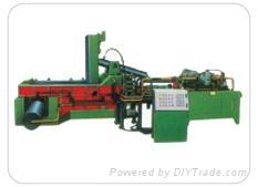 重庆液压金属废品打包机 2