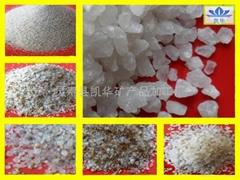 凯华优质 透明石英砂