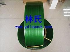 PET綠色塑鋼帶