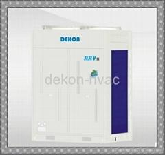 VRV air conditioner HITACHI compressor