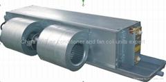 Ceiling concealed duct fan coil uint-680CFM (2 tubes)