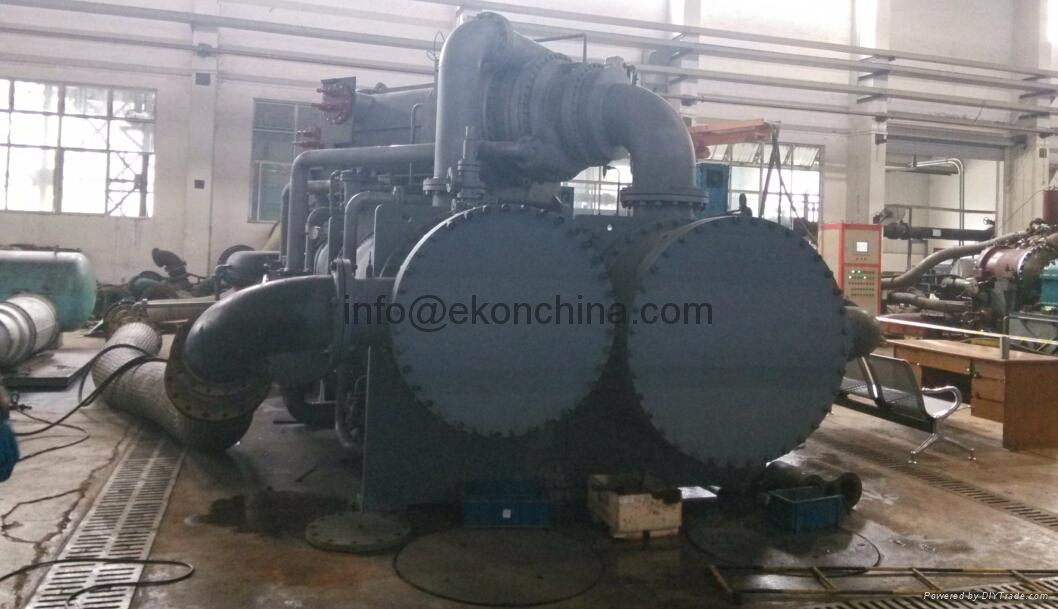 Centrifugal water Chiller for power station 5