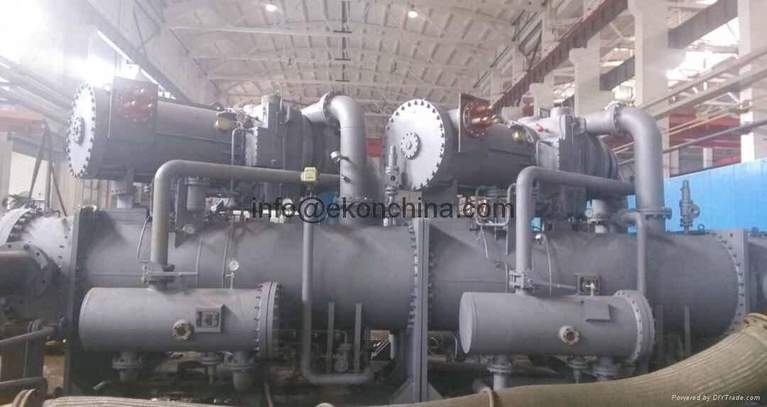 Centrifugal water Chiller for power station 1