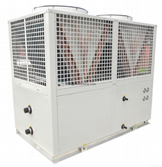 Air cooled water chiller-55KW
