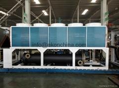 Air Cooled Scew chiller Bitzar compressor-R134a