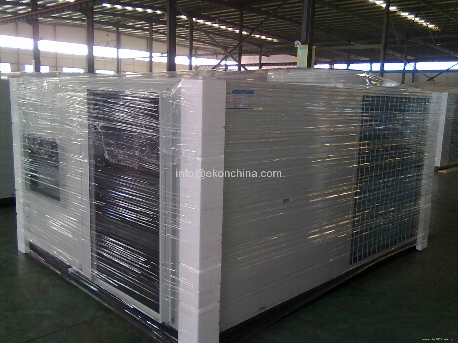 Packaged rooftop air conditioner 10TR capacity Hong Kong