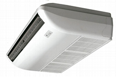 Decrative Ceiling and floor type cabinet  water fan coil unit