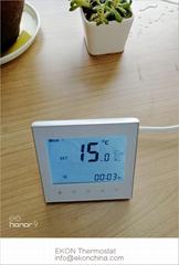 2 pipe  FCU thermostat/ 24VAC /smart phone App WIFI contorl TF-703 series
