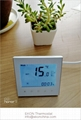 24VAC /touch button backlit/ 4 pipe chilled water FCU thermostat TF-703 series