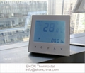 4 pipe FCU room thermostat-Touch button