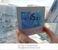 4 pipe FCU thermostat/ 0-10V EC motor /backlit/ModBus-RS485 RTU TF-703 series  2
