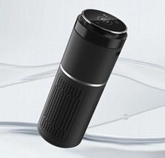 Car cup holding air puri