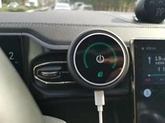 Auto UV Air Purifier wit