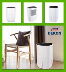 DKD-S20A2 20L per day R290 home portable dehumidifier and air purifier