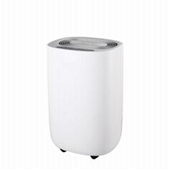 DKD-S12A 12L per day R290 home portable dehumidifier and air purifier