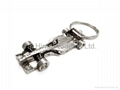 F-1 Race Car Keychain