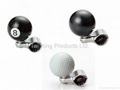 Custom Steering Wheels Knobs