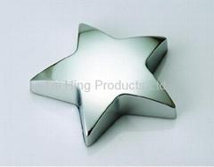 Star Shape Paperweight