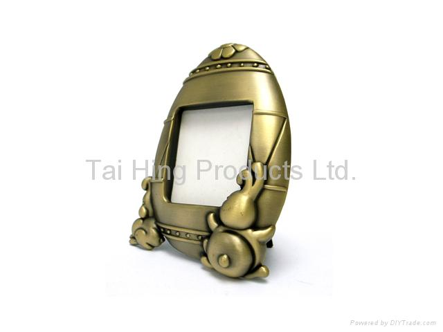 Easter Bunny and Egg Photo Frame 1
