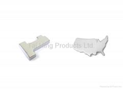 Paperweight - America empire + No. 1