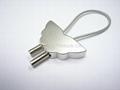 Wire Keytag