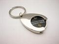 Coin keyring  holder