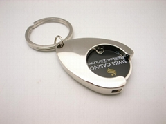 Coin keyring  holder