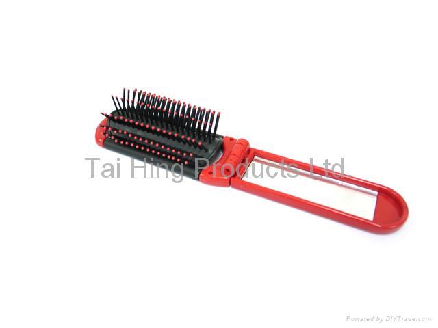 Hair Brush - TK-9700 ( Fold and Flip ) 1
