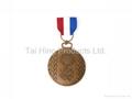 Metal medal 1