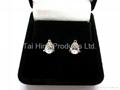 CZ Earrings Gift Set - Raindrop 1