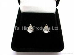 CZ Earrings Gift Set - Raindrop