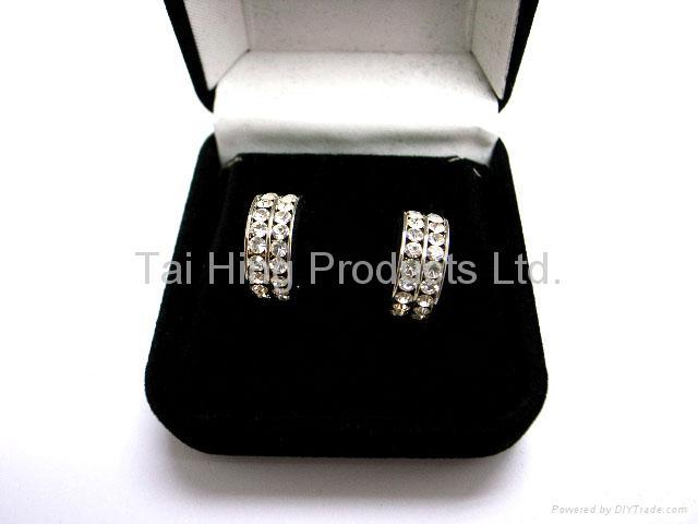 TJ-1014 - CZ Earrings Gift Set 1