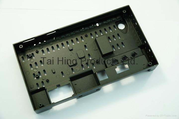 Automotive interior Electrical chassis 2