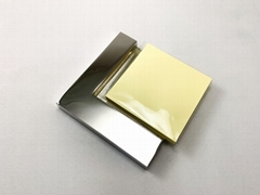 Classic paperweight w/ memo pad set