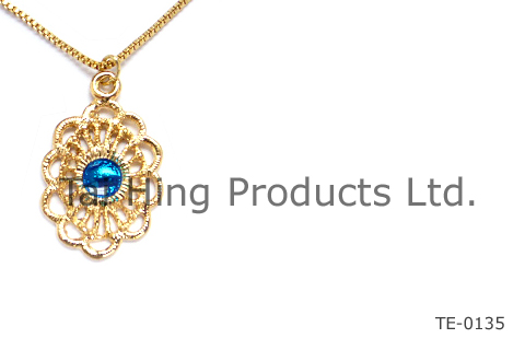 Necklace with Pendent - 01 2