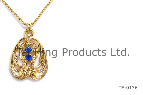 Necklace with Pendent - 01 3