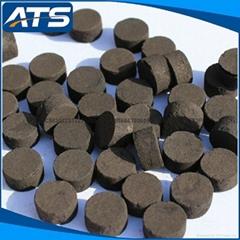 長期供應 99.99%含量五氧化三鈦壓片 真空鍍膜材料