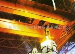 QDY系列桥式铸造起重机