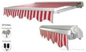 蘇州伸縮雨棚遮陽雨篷 4