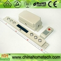smart electronic 4 speed touch switch for cooker hood